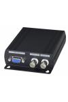Преобразователь-разветвитель TVI в HDMI/VGA/CVBS AD001TVI