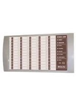 Блок контроля и индикации С2000-БКИ.