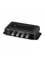 Усилитель-разветвитель видеосигнала TVI, CVI, AHD CD104HD