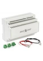 Источник вторичного электропитания резервированный SKAT-24-3,0-DIN