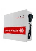 Прибор управления речевыми оповещателями Соната-К-120М (внеш. микрофон)
