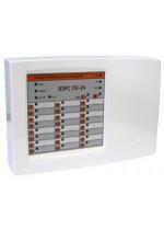 Прибор приемно-контрольный охранно-пожарный ВЭРС-ПК 24П версия 3.2